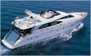Luxury yacht charter marbella