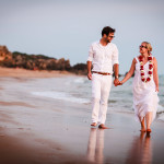 Birthe & Phillip conil beach wedding