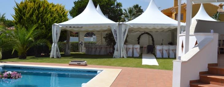 Private villa weddings