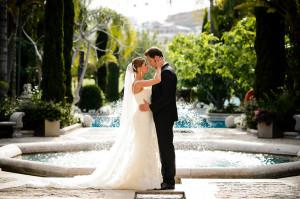 Nadine and Andreas' wedding at Villa Padierna in Marbella, Spain