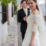 Barbara & Lars Church wedding