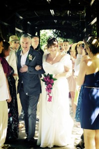Abi & Nigel wedding reception Tikitano