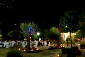 wedding ceremony La Herriza