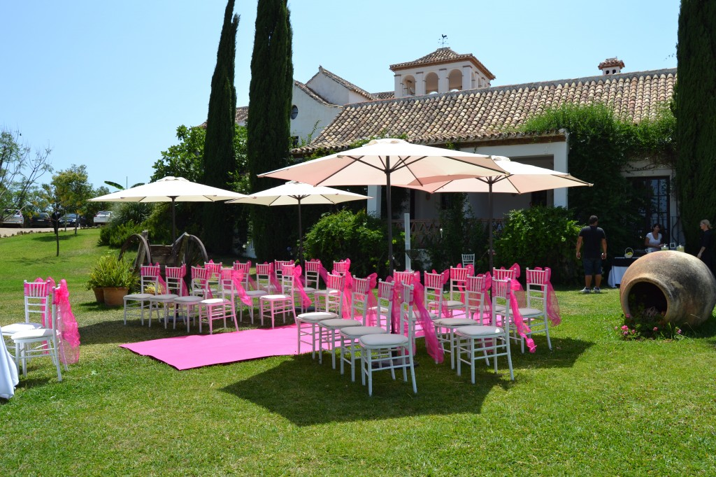 Private Villas for weddings Marbella