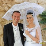 Kieran & Vicki traditional church wedding in Marbella