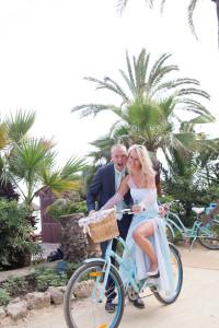 Daniela & Steve Estepona beach wedding