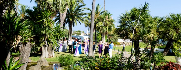 Special offer for 2014 weddings in 5 star Marbella Hotel