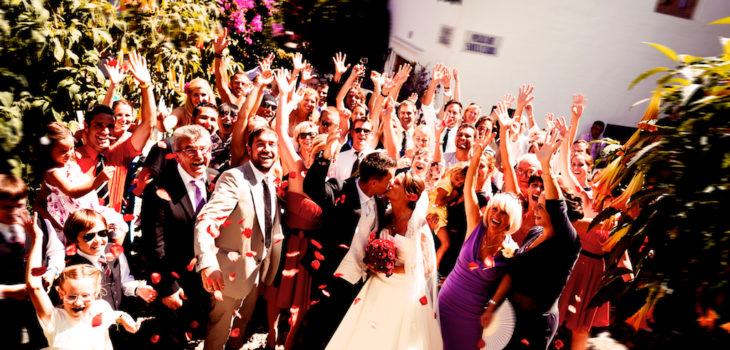 Wedding celebrations Marbella