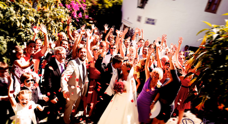 Wedding celebrations Marbella