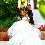 Robert & Ivanka church wedding Marbella