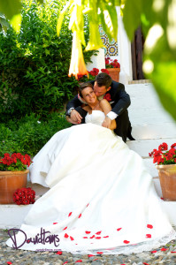 Robert & Ivanka church wedding Marbella