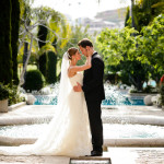 Andreas & Nadine 5 star hotel wedding Marbella