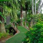 Grounds of Los Monteros Hotel Marbella