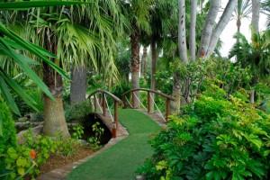 Grounds of Los Monteros Hotel Marbella
