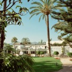Los Monteros Hotel & Garten in Marbella