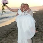 Heike & Jorg beach wedding marbella