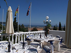 Valparaiso restaurant Mijas