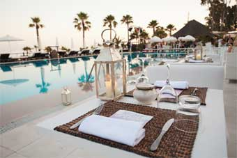 weddings purobeach marbella