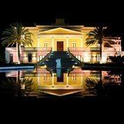 Luxus  Villa mit roman Flair