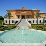Stunning villa wedding venue Marbella