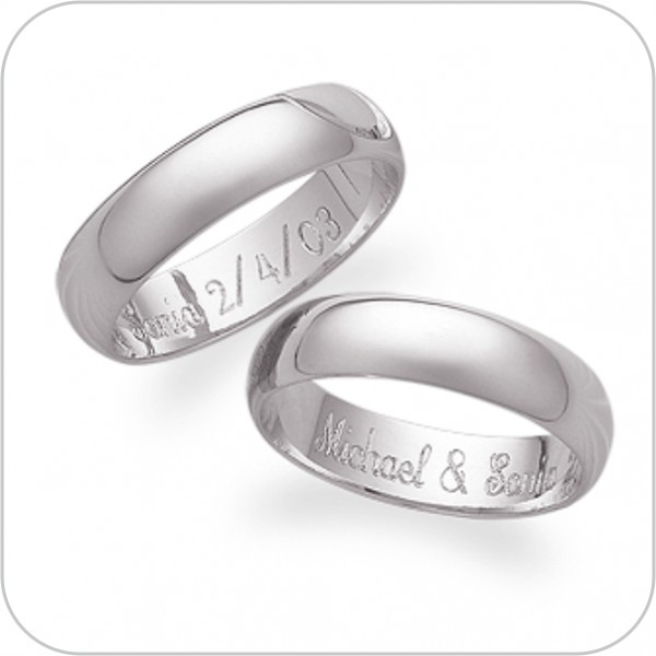 Wedding Ring Engraving A Personal Touch Marbella Wedding Angels