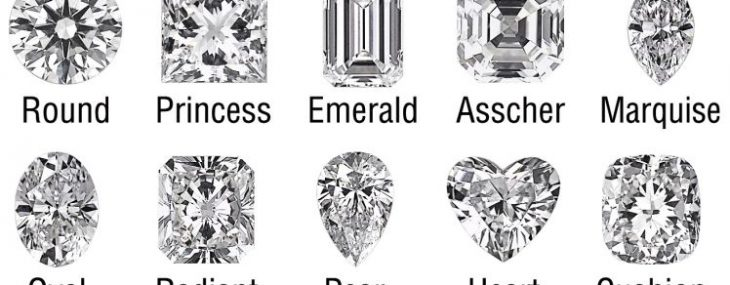 Choosing your diamond shape