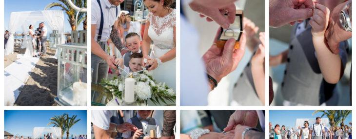 Guadalpin Beach Wedding