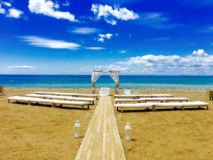Strandhochzeit - Salduna Beach in Marbella