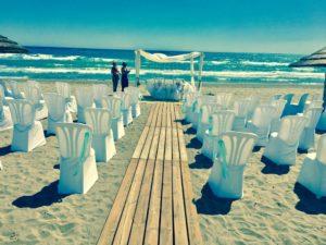 Strandhochzeit in Siroko Beach in Marbella