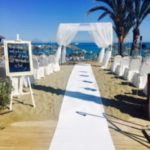 Strand Zeremonie - Marbella Wedding Angels