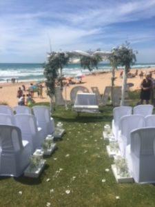 Hochzeiten in Marbella am Strand