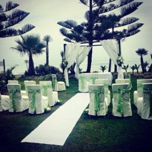 Strand Hochzeiten - Marbella Wedding Angels