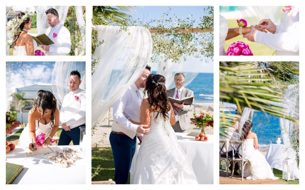 Strand Hochzeiten Marbella