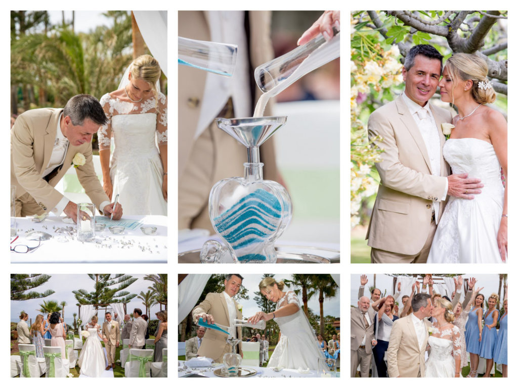 Kempinski Beach wedding
