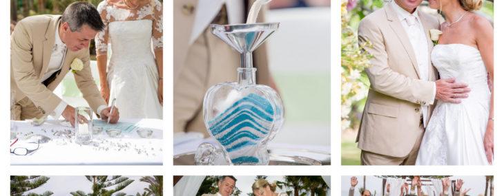 Kempinski Beach wedding