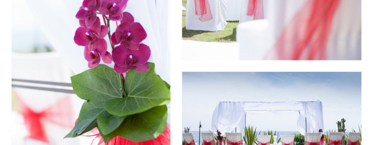 Tikitano Beach Zeremonie