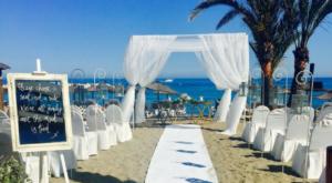 Kempinski Strandhochzeit in Marbella