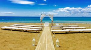Strandhochzeit Salduna Beach in Marbella