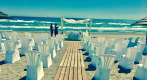 Strandhochzeit in Siroko Beach, Marbella