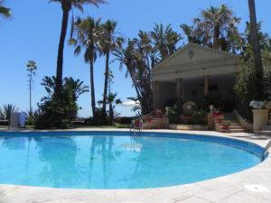 Villa 2 outside pool 2